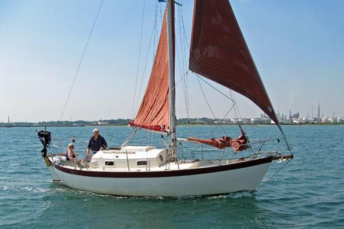 Other Victoria, Frances & Morris Yacht Sightings / The